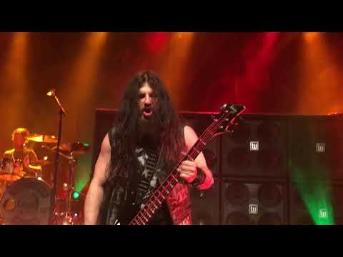 BLACK LABEL SOCIETY - Genocide Junkies / Funeral Bell / Suffering Overdue - Indianapolis IN (60 FPS)