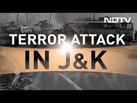 12 CRPF Men Killed In Blast In Kashmir's Pulwama, Worst Attack Since Uri Mp3