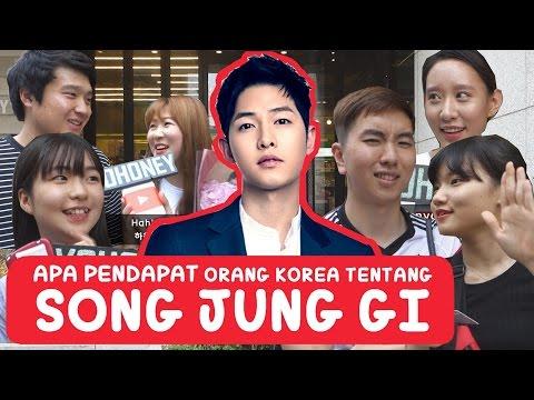Apa pendapat Orang Korea tentang Song Jung Ki? l Descendants of the Sun l Aktor Korea l COWOK KOREA