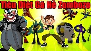 Ben 10 Tiêu Diệt Gã Hề ZomBoZo - Game Ben 10 #2