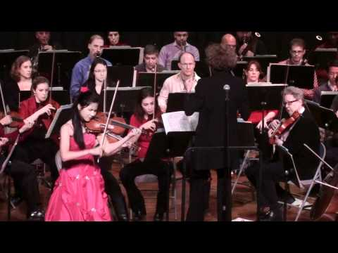 Angela Wee,Tchaikovsky Concerto in D Major 3rd mvt