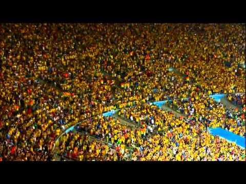 James Rodríguez goal - Colombia x Uruguay -