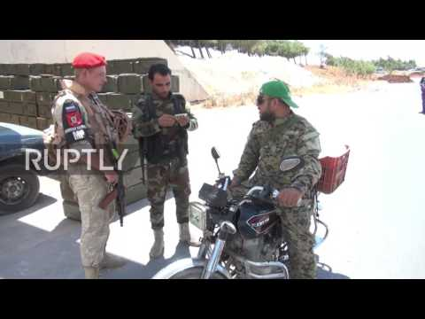 Syria: Russian military
