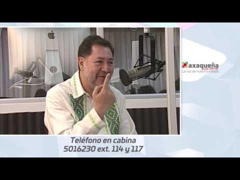 Vídeo: Entrevista a @fernandeznorona   CORTV Oaxaca con Misael Sánchez y Diana Hernández