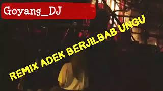 DJ FAAHSAI REMIK full bass adek berjilbab ungu