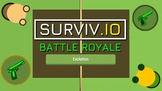 THE EVOLUTION OF SURVIV.IO!!! (October 2017 to July 2018)