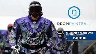 PAINTBALL HD - MILLENNIUM SERIES 2014 - Puget - Mediterranean Cup - Part 3 - by 141paintball.com
