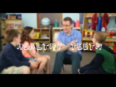 Kid Chat: Episode Seven   Healthy Teeth
