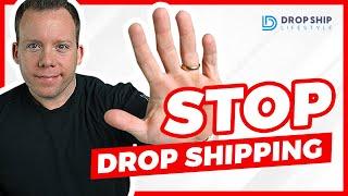 Stop Drop Shipping ⛔