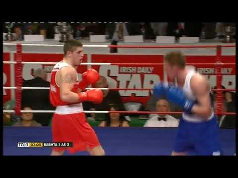 Irish Amateur BOXING Elite Championships Finals 2014 Pt2