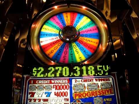 Wheel of fortune slot bonus youtube