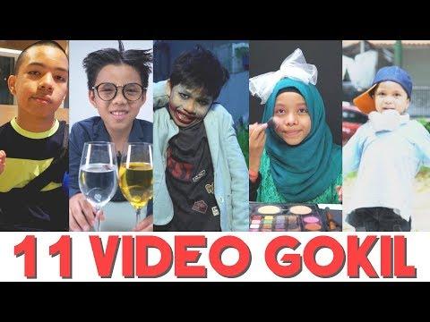 11 Video Gokil 11 Gen Halilintar