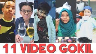 11 Video Gokil 11 Gen Halilintar