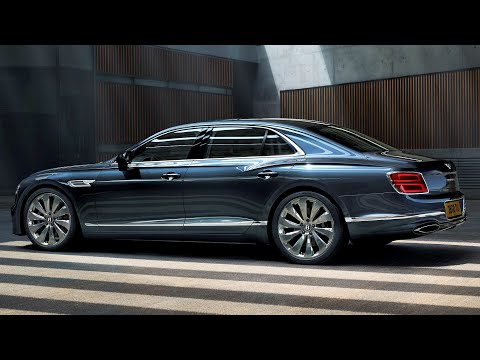 2020 Bentley Flying Spur – Luxury Grand Touring Sports Sedan