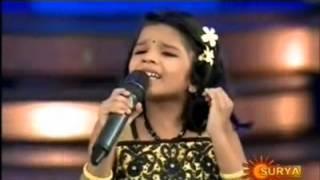 Surya singer sreya jayadeep kannodu kannoram