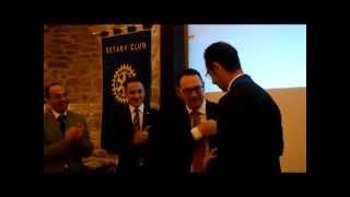LoStradone.it - Passaggio del martelletto per il Rotary Club Corato