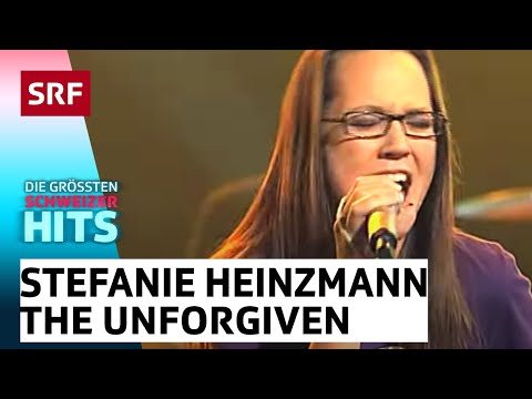 Stefanie Heinzmann mit The Unforgiven von Metallica