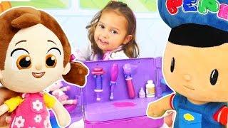 Niloya ve Pepee oyuncakları - çocuk oyunları