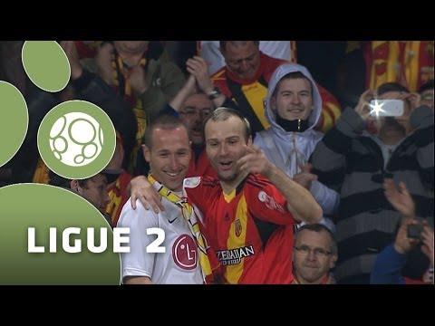 RC Lens - AC Arles Avignon (3-0) - 17/03/14 - (RCL-ACA) - Résumé