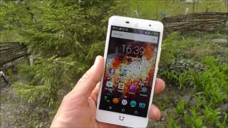 Wileyfox Swift 2 - металлический смартфон - обзор