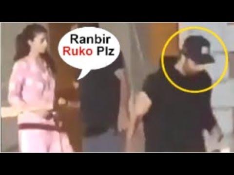Ranbir Kapoor IGNORING Alia Bhatt After FIGHT On The Sets On Brahmastra Movie Mp3