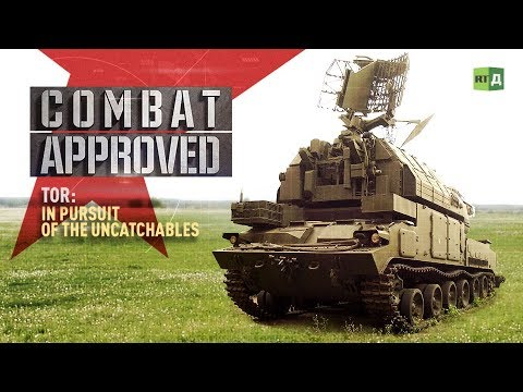 Tor: In Pursuit of the Uncatchables. Russia's mobile anti-missile vehicles can knock out any barrage