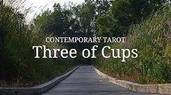 Three of Cups in 3 minutes