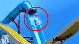 10 Tragic Water Slide Accidents