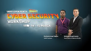 Virtual Workshop_CyberSecurity - Mr Amin