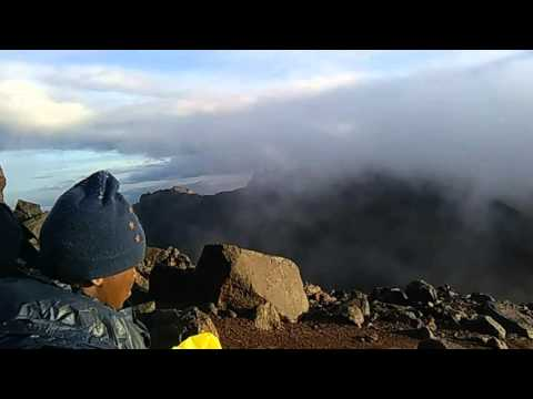 Amazing scenery Mt Kenya
