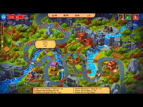 Robin Hood Country Heroes Collectors Edition Lvl  34 - 35 |