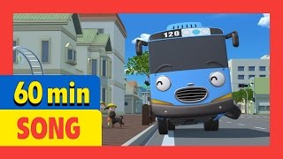 Tayo Opening and More (60mins) l Nursery Rhymes l Tayo the Little Bus