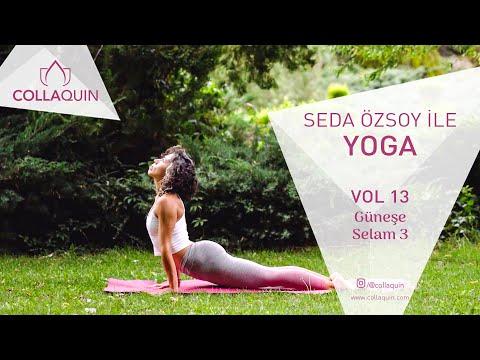 Seda Özsoy İle Yoga | Vol 13 | Güneşe Selam 3