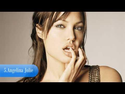 Top Ten Hottest Women
