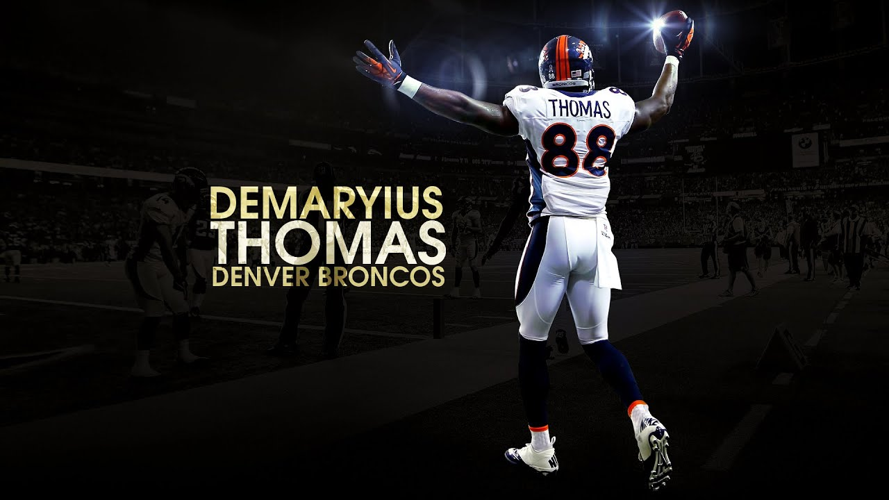 demaryius thomas highlights ᴴᴰ youtube