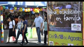 Feria de Jocotenango en la ciudad de Guatemala