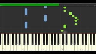 Faun - Tanz Mit Mir - Piano Keyboard Tutorial