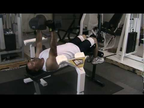 Weightlifting (Dumbbell Spotter) Patented exercise device