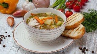 Суп с омлетом - Рецепты от Со Вкусом