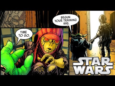Yoda's New Secret Apprentice Before The Phantom Menace (Canon) - Star Wars Explained