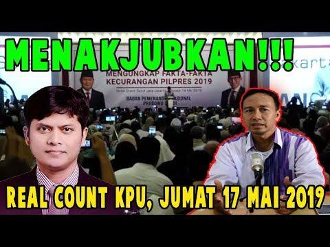 Menakjubkan!!! Hairul Anas Suaidi Pencipta Robot Pemantau Situng KPU ~ Real Count KPU, 17 mai 2019
