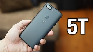 OnePlus 5T hands on   They did it again!