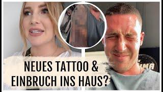 WAR JEMAND IM HAUS? & TOBI BEKOMMT SEIN TATTOO | 19.07.2020 | DailyMandT ♡
