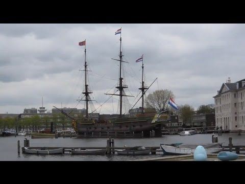 Amsterdam In Your Pocket - National Maritime Museum Amsterdam