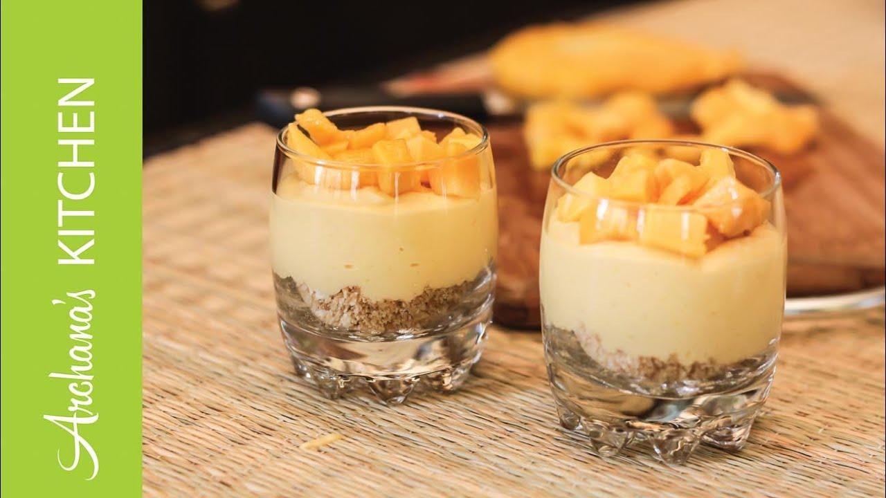 recipe: mango dessert recipe no bake [2]