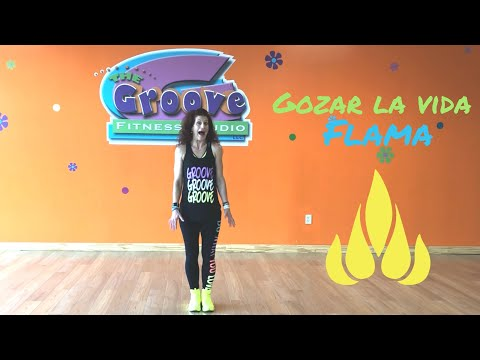 Gozar La Vida By Flama | Groove Fitness