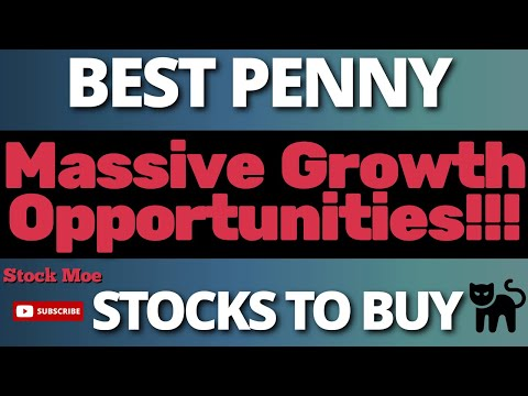 BEST PENNY STOCKS TO BUY NOW February HIGH GROWTH 2021 TOP PENNY STOCKS