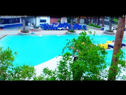 The palms vegas pool