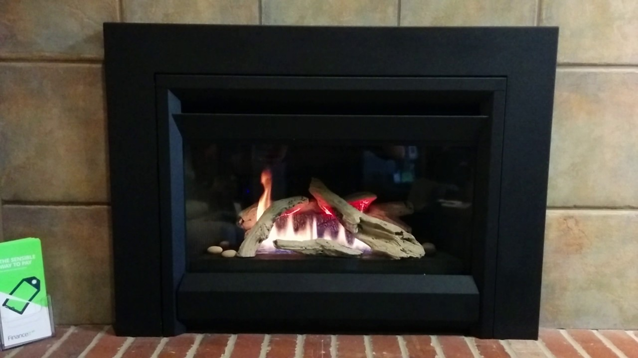 valor g3 gas insert fuel bed comparison youtube