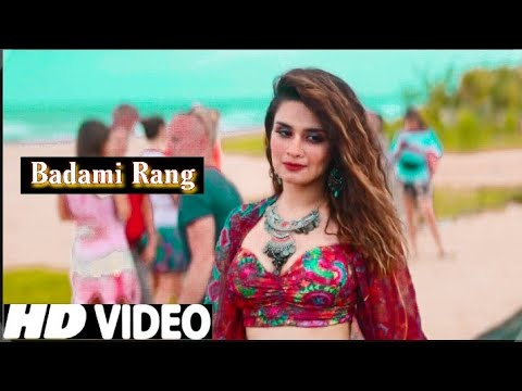 Download Badami Rang Naakhre Pang nikk & Avneet Kaur Song || New Punjabi Song 2020 || AI CREATION